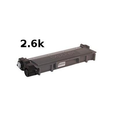 ΣΥΜΒΑΤΟ TONER BROTHER TN2320, 2.6K, 2.600 PGS, HL-L2300D, HL-L2365DW, DCP-L2500D, MFC-L2700D, MFC-L2740DW, BLACK