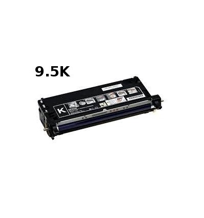 ΣΥΜΒΑΤΟ TONER EPSON C3800, 9.5K, 9.500 pgs,C13S051127, S051127, Black