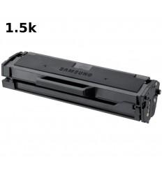 ΣΥΜΒΑΤΟ TONER MLT-D101S, 1.5K, 1.500 pgs, ML-2160, ML-2162, ML-2165, ML-2168, SCX-3400F, SCX-3405FW, SF-760P, Black