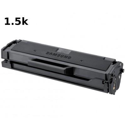 ΣΥΜΒΑΤΟ TONER SAMSUNG MLT-D101S, 1.5K, 1.500 pgs, ML-2160, ML-2162, ML-2165, ML-2168, Black