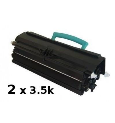 REM TONER LEXMARK E260A11E, 3.5K, 3.500 pgs, E260, E260D, E260DN, E360, E360D, E360DN, E460DN, E460DW, E462DTN, Black