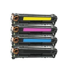 ΣΥΜΒΑΤΟ SET TONER HP 312A, CF380X, CF381A, CF382A, CF383A, CE410X, CE411A, CE412A, CE413A